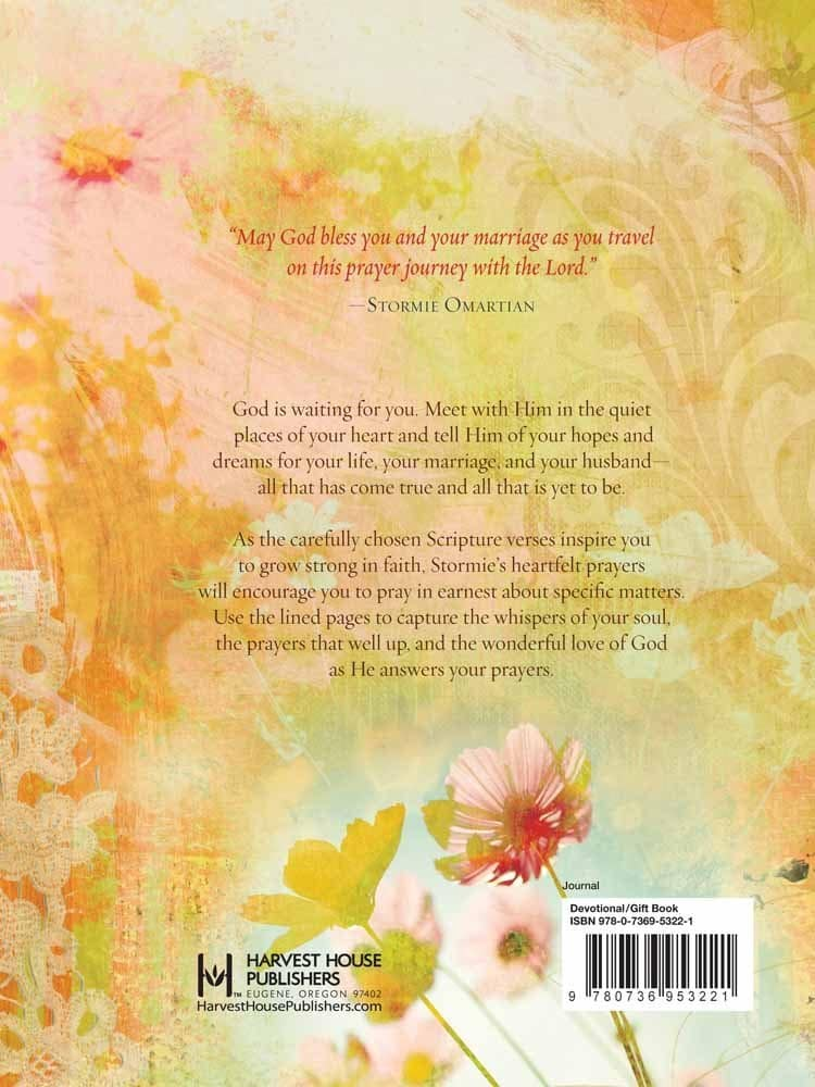The Power of the Praying Wife - Devotional Journal